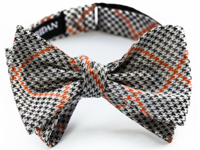 A-Dork-Able Bow Tie & Matching Pocket Square