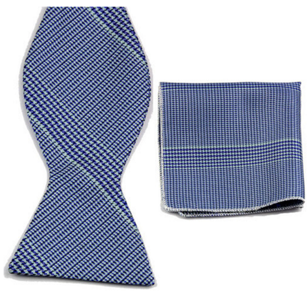 Mirage, Bow Tie and Pocket Square Set