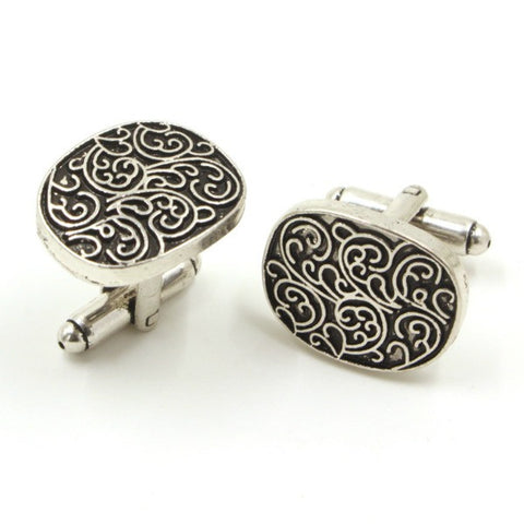 Zinc Alloy, Cuff Links