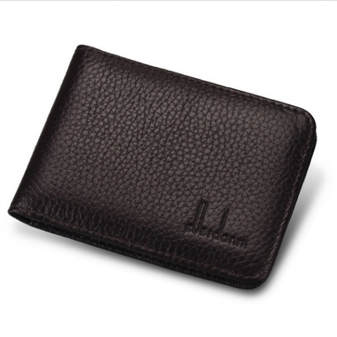 Extra Thin Wallet - Butch Brown