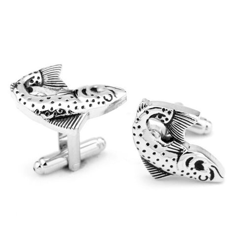Fish Energizer Cuff Links