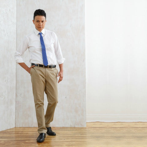 Tilden Pants in British Khaki