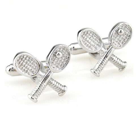 Venus, Serena and Martina - We Love Tennis Cuff Links
