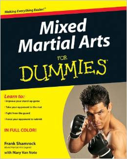 MMA for Dummies -  The Book