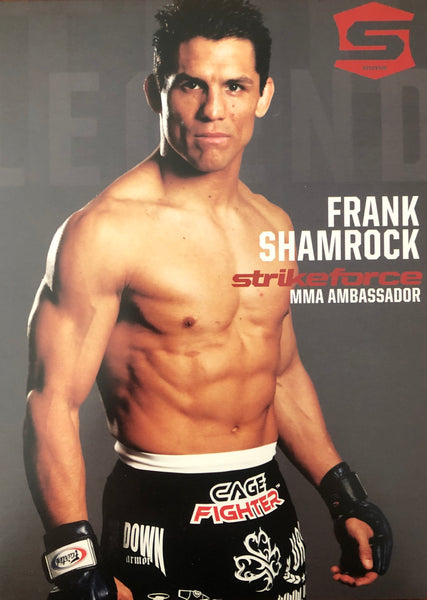 5x7 Strikeforce MMA Collectors Edition