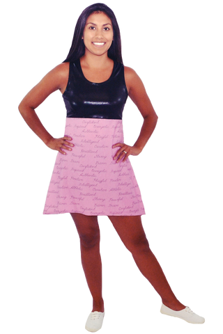Affirmations Dance Dress
