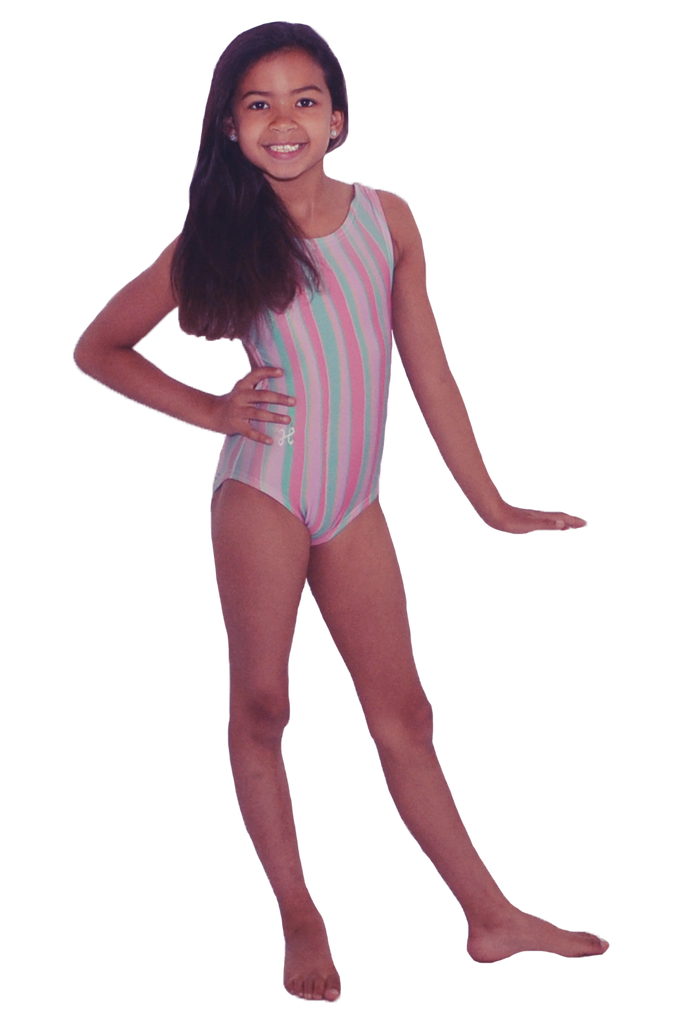 Elevation Open Back Leotard