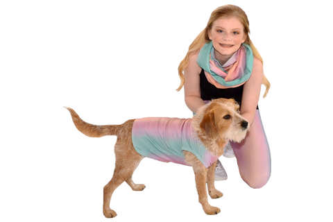 Horizon Dog Leotard
