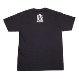 Bones Logo T-Shirt Black