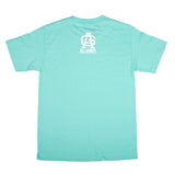 Label T-Shirt Celadon