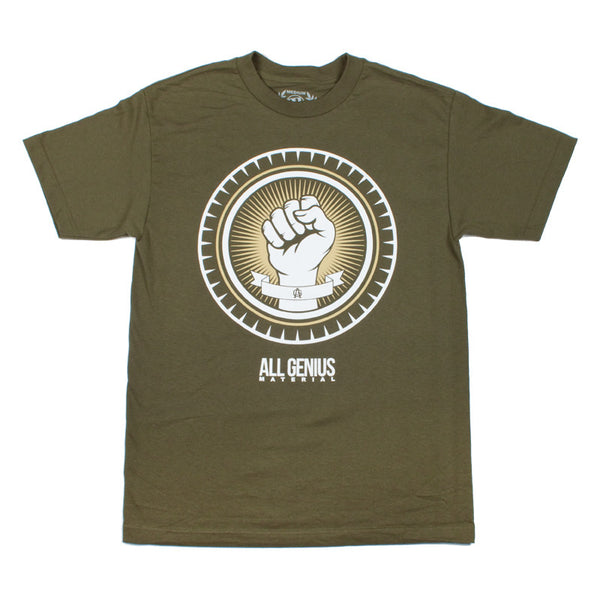 Power T-Shirt Army Green