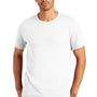 Alternative Mens The Keeper Vintage Short Sleeve Crewneck T-Shirt - White