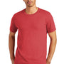Alternative Mens The Keeper Vintage Short Sleeve Crewneck T-Shirt - Red