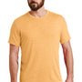 Alternative Mens The Keeper Vintage Short Sleeve Crewneck T-Shirt - Maize Yellow