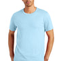 Alternative Mens The Keeper Vintage Short Sleeve Crewneck T-Shirt - Blue Sky