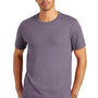 Alternative Mens The Keeper Vintage Short Sleeve Crewneck T-Shirt - Vintage Iris Purple