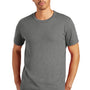 Alternative Mens The Keeper Vintage Short Sleeve Crewneck T-Shirt - Vintage Coal Grey