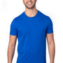Threadfast Apparel Mens Ultimate Short Sleeve Crewneck T-Shirt - Royal Blue