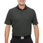 Under Armour Mens Corp Performance Snag Resistant Short Sleeve Polo Shirt - Artillery Green