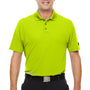 Under Armour Mens Corp Performance Snag Resistant Short Sleeve Polo Shirt - Hi Vis Yellow
