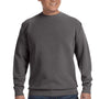 Comfort Colors Mens Crewneck Sweatshirt - Pepper Grey