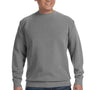 Comfort Colors Mens Crewneck Sweatshirt - Grey