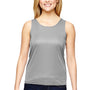 Augusta Sportswear Womens Silver Grey Training Moisture Wicking Tank Top