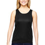 Augusta Sportswear Womens Black Training Moisture Wicking Tank Top