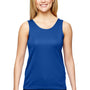 Augusta Sportswear Womens Royal Blue Training Moisture Wicking Tank Top