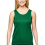 Augusta Sportswear Womens Kelly Green Training Moisture Wicking Tank Top