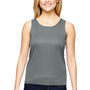 Augusta Sportswear Womens Graphite Grey Training Moisture Wicking Tank Top
