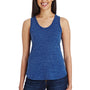 Threadfast Apparel Womens Blizzard Jersey Tank Top - Royal Blue