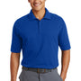 Nike Mens Dri-Fit Moisture Wicking Short Sleeve Polo Shirt - Varsity Royal Blue - Closeout