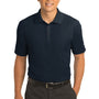 Nike Mens Classic Dri-Fit Moisture Wicking Short Sleeve Polo Shirt - Midnight Navy Blue