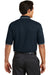 Nike 319966 Mens Classic Dri-Fit Moisture Wicking Short Sleeve Polo Shirt Navy Blue Back