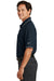 Nike 319966 Mens Classic Dri-Fit Moisture Wicking Short Sleeve Polo Shirt Navy Blue Side