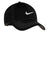 Nike 333114 Mens Adjustable Hat Black Front