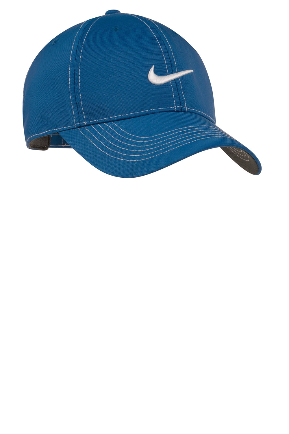 Nike 333114 Mens Adjustable Hat Royal Blue Front