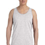 Bella + Canvas Mens Ash Grey Jersey Tank Top
