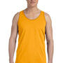 Bella + Canvas Mens Jersey Tank Top - Gold