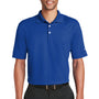 Nike Mens Dri-Fit Moisture Wicking Short Sleeve Polo Shirt - Sapphire Blue