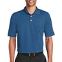 Nike Mens Dri-Fit Moisture Wicking Short Sleeve Polo Shirt - Court Blue