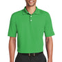Nike Mens Dri-Fit Moisture Wicking Short Sleeve Polo Shirt - Lucky Green
