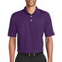 Nike Mens Dri-Fit Moisture Wicking Short Sleeve Polo Shirt - Night Purple