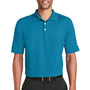 Nike Mens Dri-Fit Moisture Wicking Short Sleeve Polo Shirt - Tidal Blue