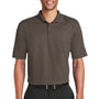 Nike Mens Dri-Fit Moisture Wicking Short Sleeve Polo Shirt - Trails End Brown