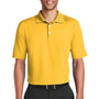 Nike Mens Dri-Fit Moisture Wicking Short Sleeve Polo Shirt - University Gold