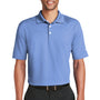 Nike Mens Dri-Fit Moisture Wicking Short Sleeve Polo Shirt - Valor Blue