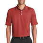 Nike Mens Dri-Fit Moisture Wicking Short Sleeve Polo Shirt - Varsity Red