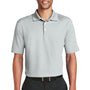 Nike Mens Dri-Fit Moisture Wicking Short Sleeve Polo Shirt - Wolf Grey